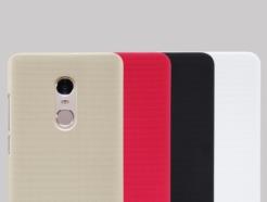 Nillkin чехол для смартфона Xiaomi Redmi Note 4 - Super Frosted Shield купить