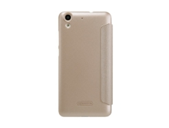 Nillkin чехол для Huawei Y6 II - Sparkle series (Gold) купить