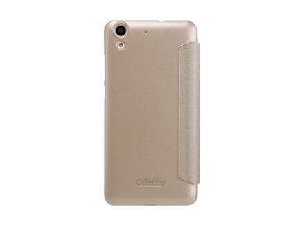 Nillkin чехол для Huawei Y6 II - Sparkle series (Gold) купить