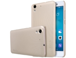 Nillkin чехол для телефона Huawei Y6 II - Super Frosted Shield (Gold) купить