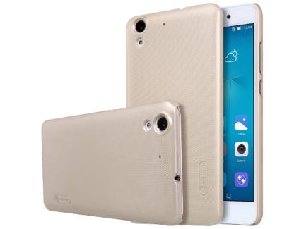 Nillkin чехол для телефона Huawei Y6 II - Super Frosted Shield (Gold) купить