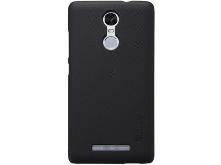 чехол Nillkin для Xiaomi Redmi Note 3 - Super Frosted Shield (Black) купить