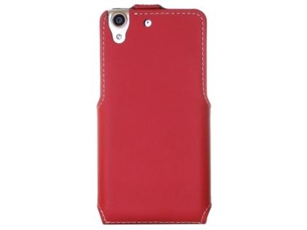 чехол для смартфона Huawei Y6 II - Flip Case (Red) купить