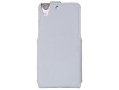 чехол для Huawei Y6 II - Flip Case (White) купить