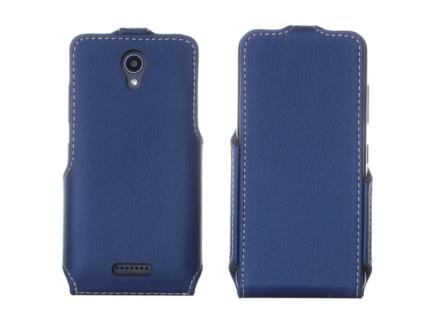 чехол для смартфона Lenovo A Plus (A1010a20) - Flip Case (Blue) купить
