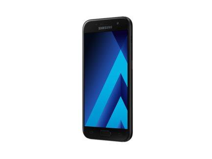 Смартфон Samsung A3 2017 (Black) SM-A320F купить