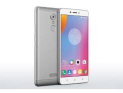 Lenovo K6 Note Silver купить
