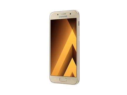 Телефон Samsung A3 2017 A320 (Gold) купить