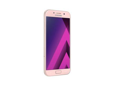 Телефон Samsung A5 (2017) SM-A520F (Pink) купить